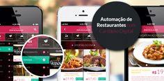 Inovação com cardápio e pedido digital em restaurantes no Brasil