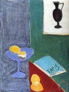 Still Life 14 painting - Henri Matisse Still Life 14 Art Print