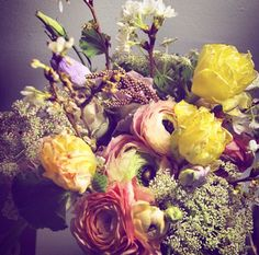 The Wild Bunch Florist in NYC. Obsessed