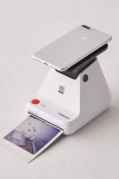 Shop Polaroid Originals Photo Printer Lab at Urban Outfitters today. We carry all the latest styles, colors and brands for you to choose from right here. Polaroid Printer, Film Polaroid, Photo Polaroid, Polaroids, Vintage Polaroid Camera, Iphone Photo Printer, Photo Booth Printer, Best Photo Printer, Picture Printer