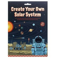 create your own solar system by clockwork soldier | notonthehighstreet.com