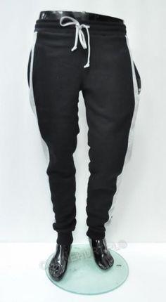 Spodnie Dresowe Męskie Overnexs 3313 (M-2XL) Prod. Turecki