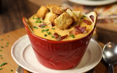10 Weeknight Soups Ready in Just 30 Minutes @Parade Magazine @Donna   The Slow Roasted Italian @RecipeGirl {recipegirl.com}