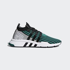 d5432ef7360a adidas Originals EQT Support ADV Mid Core Black Sub Green 2018 February 8  Release Date Info Sneakers Shoes Footwear
