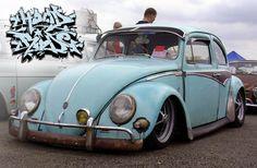 Fusca na foto: 14/07/2010 Volkswagen Models, Car Volkswagen, Vw Cars, Les Rats, Old Bug, Vw Beetles, Sweet Cars, Motor Car, Dream Cars