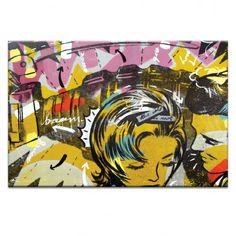 Surprise Boom by Dan Monteavaro | Artist Lane