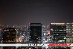อุเมดะ : Umeda ย่านธุรกิจสำคัญของโอซาก้า - Umeda ถือว่าเป็นย่านที่สำคัญของโอซาก้า เป็นแหล่งธุรกิจ รวมถึงยังมีห้างสรพพสินค้าใหญ่โตหลายห้างรวมไว้ในย่านนี้ อุเมดะจะมีสถานีรถไฟหล