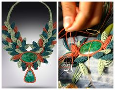 Learn how to macrame from Coco Paniora Salinas of rumisumaq.com