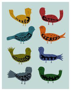 Ilustración de Elsa Mora
