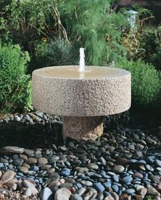 If you're looking to add a fountain in your garden, there's a wide array of recirculating pumps that eliminate the need for underground pipes—here are a few of our favorites.