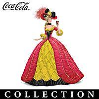 Indulgent Dreams Of Coca-Cola Figurine Collection