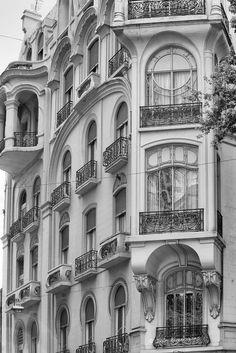 Буэнос Айрес Av. de Mayo 1293 (Hotel Chile ex Hotel Lutecia Louis Dubois 1907)