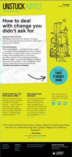 Unstuck - 9 manieren om door verandering te navigeren