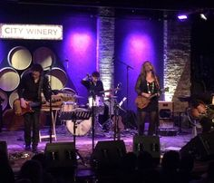 Amy Helm & The Handsome Strangers Close Out Residency at City Winery