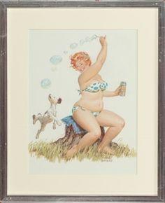 Artworks of Duane Bryers (American, 1911)