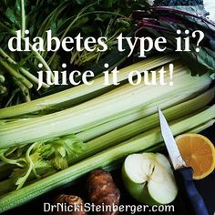 """Was juicing the only thing I did to reverse diabetes type 2 100% holistically in one year? No, but it was a significant part of my treatment. Do not underestimate the power of plant medicine. My veggie juicing protocol was nothing short of transformational. My free ebook, """"5 Medicinal Green Juice Recipes & Easy Start Guide"""" is coming soon. Peaceful healing, friends."""