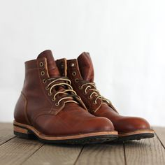 Classic Shoulder Oiled   Truman Boot Co.