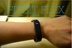 Fitbit Flex Review #Fitness #Blog