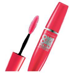 fa6059f2d64 VOLUM'EXPRESS MASCARA ONE BY ONE Mascara Review, Best Mascara, Insta Makeup,
