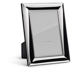 Addison Ross Silver shot 8R photo frame featuring polyvore, home, home decor, frames, circle frames, silver home accessories, silver home decor, eye frames and circle picture frames