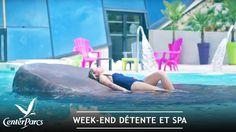 cool Week-end Spa avec Deep Nature   Center Parcs