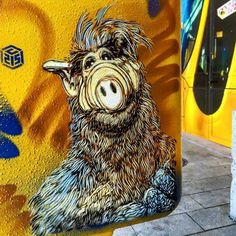 C215 in Mulhouse, France, 2016