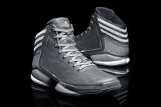 Adidas Crazy Light 2 (Tech Grey) - This would look great on the hardcourts!
