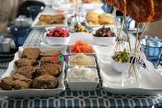 Chanukah Latke Recipes and different toppings
