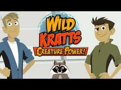 Wild Kratts The Food Chain Game Part 1/2 - YouTube
