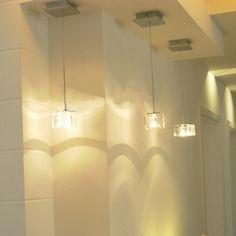 (135.00$)  Watch here  - FREE SHIPPING 2PCS Pendant Lights crystal pendant light bar lamp pendant lamp pendant lamp balcony  crystal lamp