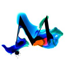 M for @MarcJacobs and the @CFDA Awards #fbf #LivingPaintings #typography #weouthere #doingthangs