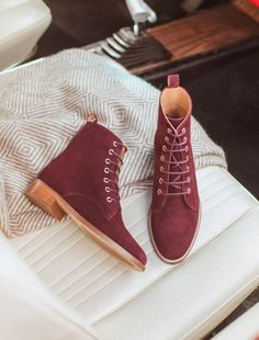 Dockers TENDANCE Bottines Boots Femmes Fille Fourrure Cuir Marron Haute Tige