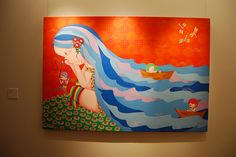 Carmichael Gallery at Ogilvy & Mather | Re-Creation II | Nina Pandolfo | por…