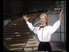 Sarà quel che sarà  Tiziana Rivale   Sanremo 1983