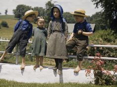 Amish Children Amish Town, Amish Community, Amish Culture, Lancaster County, Pennsylvania Dutch, Lancaster Pennsylvania, Nyc, Pictures Of America, Amish Country