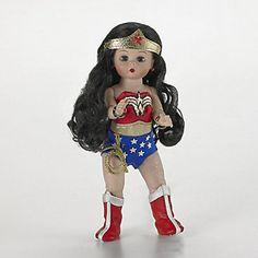 DC Comics Wonder Woman Collectible Doll by Madame Alexander