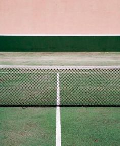 Grass courts, always