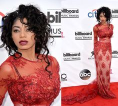 cool RED CARPET - Dencia at the Billboard Music Awards 2014(Photos)