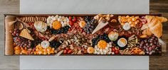 Get inspired and learn how to make your own Fall Cheese Board. #cheeseboardideas #cheeseboards #diyholiday #appetizersforparty #appetizerrecipes Appetizers For Party, Appetizer Recipes, Make Your Own, Make It Yourself, Grazing Tables, Fruit Displays, Cheese, Vegetables, Inspired