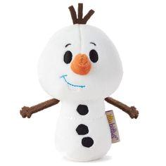 Hallmark Disney Frozen Olaf Itty Bittys Plush Bitty 2015 NWT