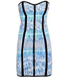 Leigh Scuba Dress by lisa-marie-for-peter-pilotto #matchesfashion @Motilo  @MrsMotilo