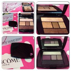 Lancome Color Design All-in-One 5 Eye Brightening Shadow & Liner Palette ~Choose #Lancome