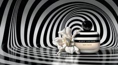 Marc Jacob's new fragrance- Mod Noir. Exclusively on marcjacobs.com