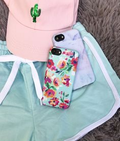 Mint Paradiso + Northern Lights  Case for iPhone 7 & iPhone 7 Plus from Elemental Cases