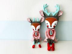 mamãe sabe tudo: fofices do design: revoluzzza organic dolls
