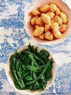 Resep: Dauphine-aartappels en groente | Netwerk24.com