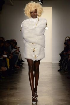 The Blonds - Fall 2013 RTW 9 - The Cut - The Cut