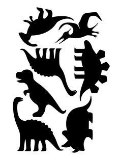 Kit de Adesivos de Parede Dinossauros - Imagem 5