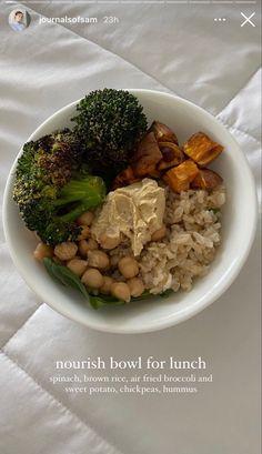 Think Food, Love Food, Vegetarian Recipes, Cooking Recipes, Healthy Recipes, Delicious Recipes, Plats Healthy, Healthy Snacks, Healthy Eating