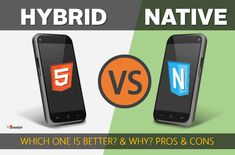 Hybrid vs Native app — One of the most trending question whether to build a mobile website versus hybrid vs native app vs web apps. What is the difference between HTML5, Native app & a Hybrid app? Which is most suitable for you and your app? As a html5 app developer, you require taking the time to think few considerations before beginning ionic hybrid application development or native apps building process. Determining the most trending mobile app development tools in Hybrid App Developme...